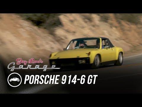 1974 Porsche 9146 GT  Jay Leno's Garage