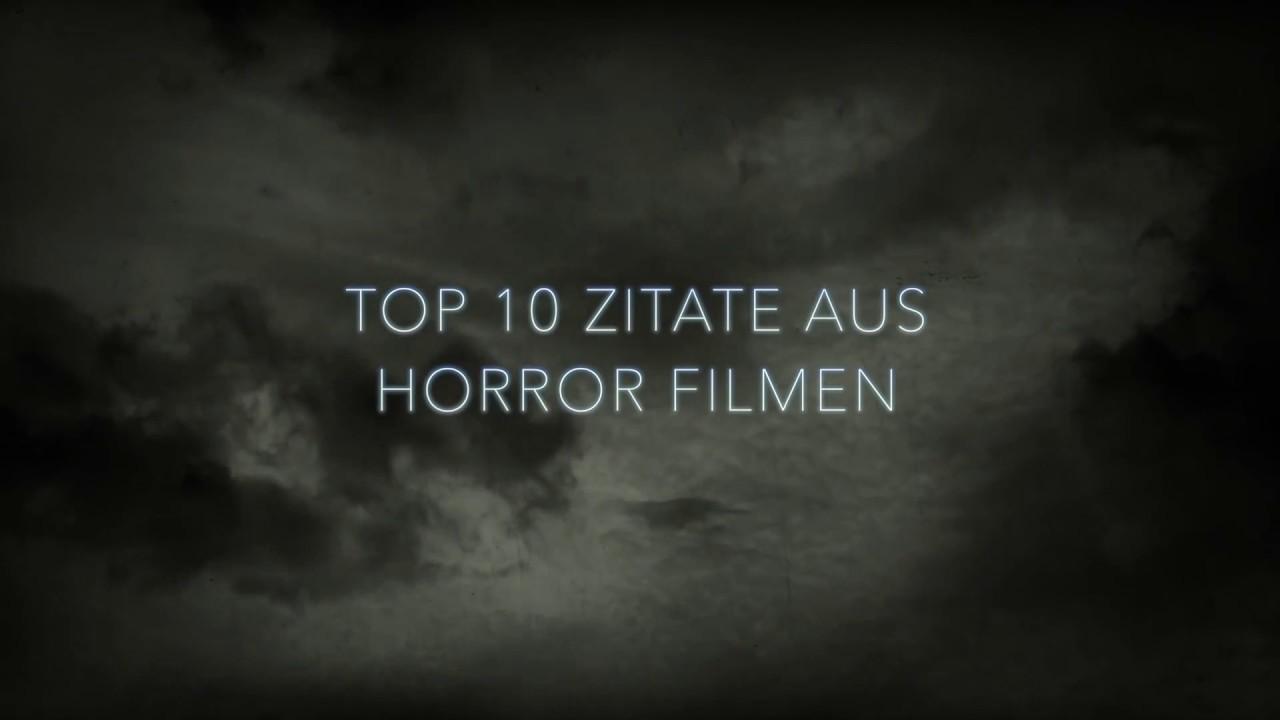 10 Zitate Aus Horror Filmen Kaufdex