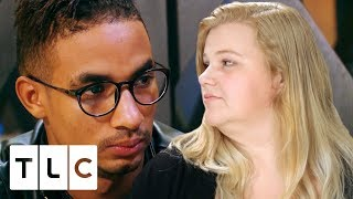 Nicole and Azan Get Into An Argument On DAY ONE In Morocco | 90 Day Fiancé