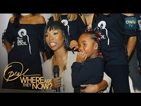 The Tough Parenting Decision Brandy Had To Make | Where Are They Now | Oprah Winfrey Network