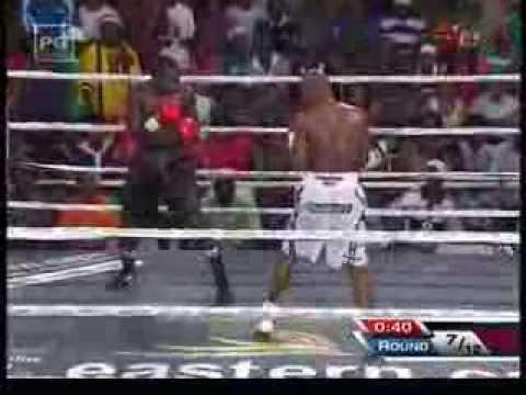 Xolisani Ndongeni vs Godfrey Nzimande