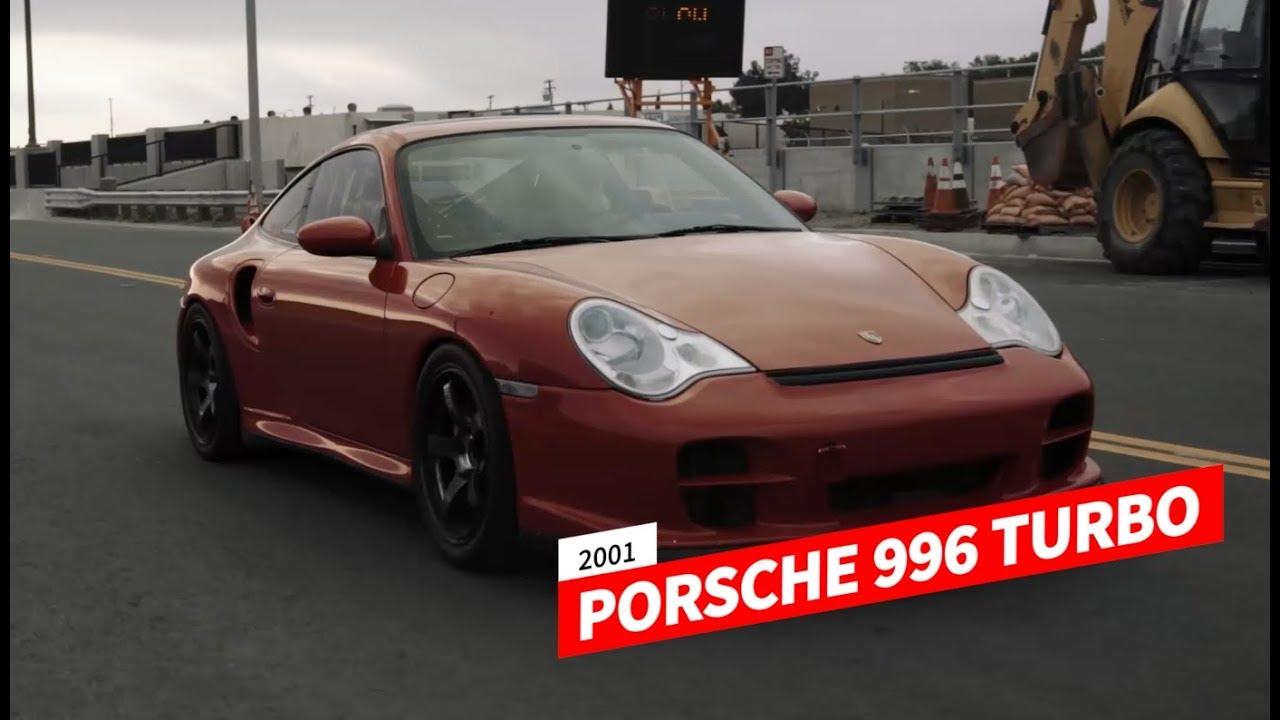Ride Of The Week 2001 Porsche 996 Turbo Rwd