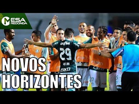 Palmeiras Vence O Novorizontino E Avança No Paulistão (09/04/17) - Mesa Redonda