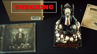 "[UNBOXING] PRETTY MAIDS ""Kingmaker"" (Ltd Boxset)"