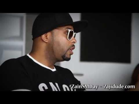 ZainSMDay Interviews with Khaled AlRandi (Miami Band) and Rasha Shalhoub