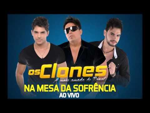 Os Clones - Chora Não Bebê (CD 2016)