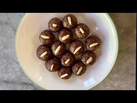 Cacao Almond Energy Bites