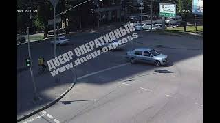 ДТП на Ульянова 13 06