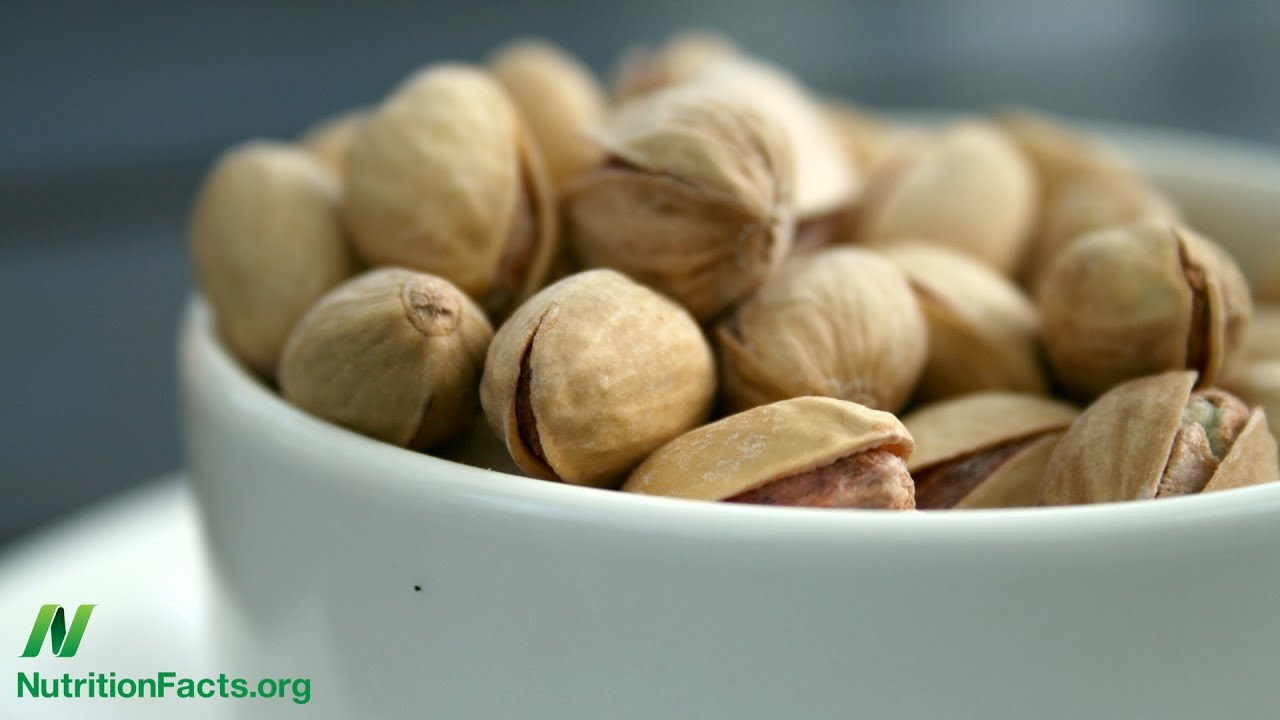 Pistachio Nuts for Erectile Dysfunction