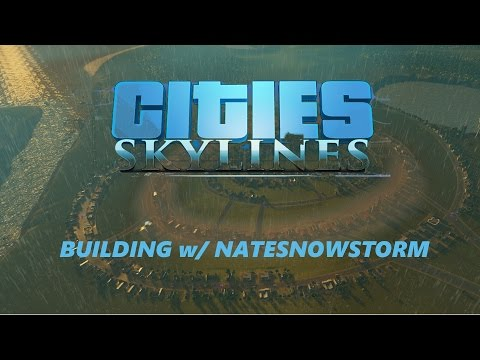 Building A City. The Right Way. Again. ep1 #CitiesSkylines - #D2S #CGN