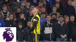 Gerard Deulofeu's precise strike puts Watford ahead v. Cardiff City | Premier League | NBC Sports
