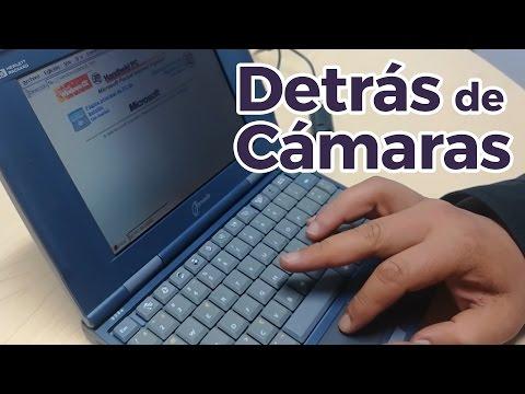 Laptop vieja, Domótica en México y la tecnología en el Estadio Azteca #DetrasDeCamaras