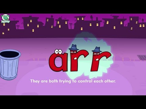 Video image: Vowel-rr | Learn to read