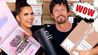 Download FREE STUFF | Unboxing PR Packages ft. JAMES ... Episode 21 Mp3 and Videos
