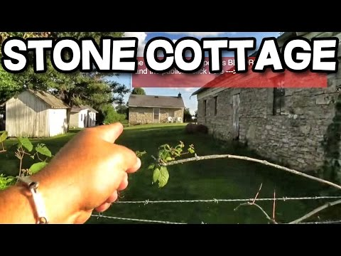 Stone cottage, stone barn, stream - all on 48 acres Danville Kentucky