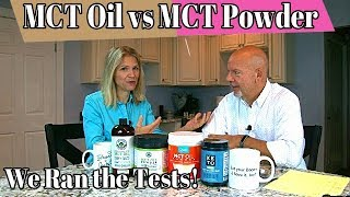 MCT Powder vs MCT Oil: We Tested Glucose & Ketones to Compare