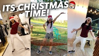 When A Christmas Song Comes On | Ranz and Niana