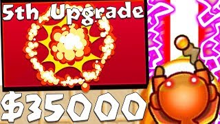 THE SUPER FIRE TORNADO MAGE TOWER DEFENSE MOD - 10X BLOONS TD 6 - Bloons TD Battles | JeromeASF