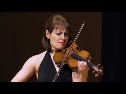 Irina Muresanu performs Tango Caprice no. 3 by Astor Piazzolla