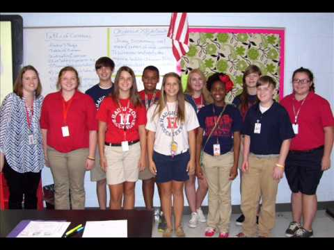 Haughton Middle School Fall 2014 - Mrs. Collins