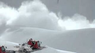 Repeat youtube video 【絶叫!!】雪崩の決定的瞬間に遭遇!! snow slide crazy avalanche