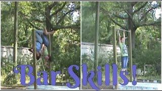 Gymnastics Bar Skills | Self Taught Gymnast | Gymnastics 101