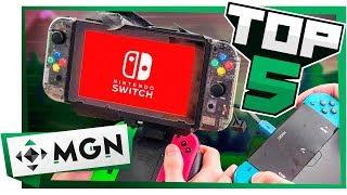 5 Accesorios Que Debes Comprar Este 2019 Para Tu Nintendo Switch | MGN