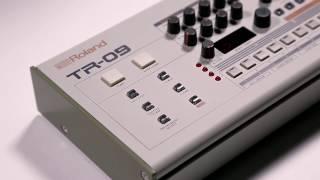 Roland Boutique Start - TR-09 Rhythm Composer Tutorial
