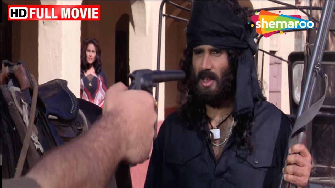 सुनील शेट्टी, सैफ अली खान की आतंकी एक्शन मूवी - SUNIL SHETTY BLOCKBUSTER HINDI MOVIE