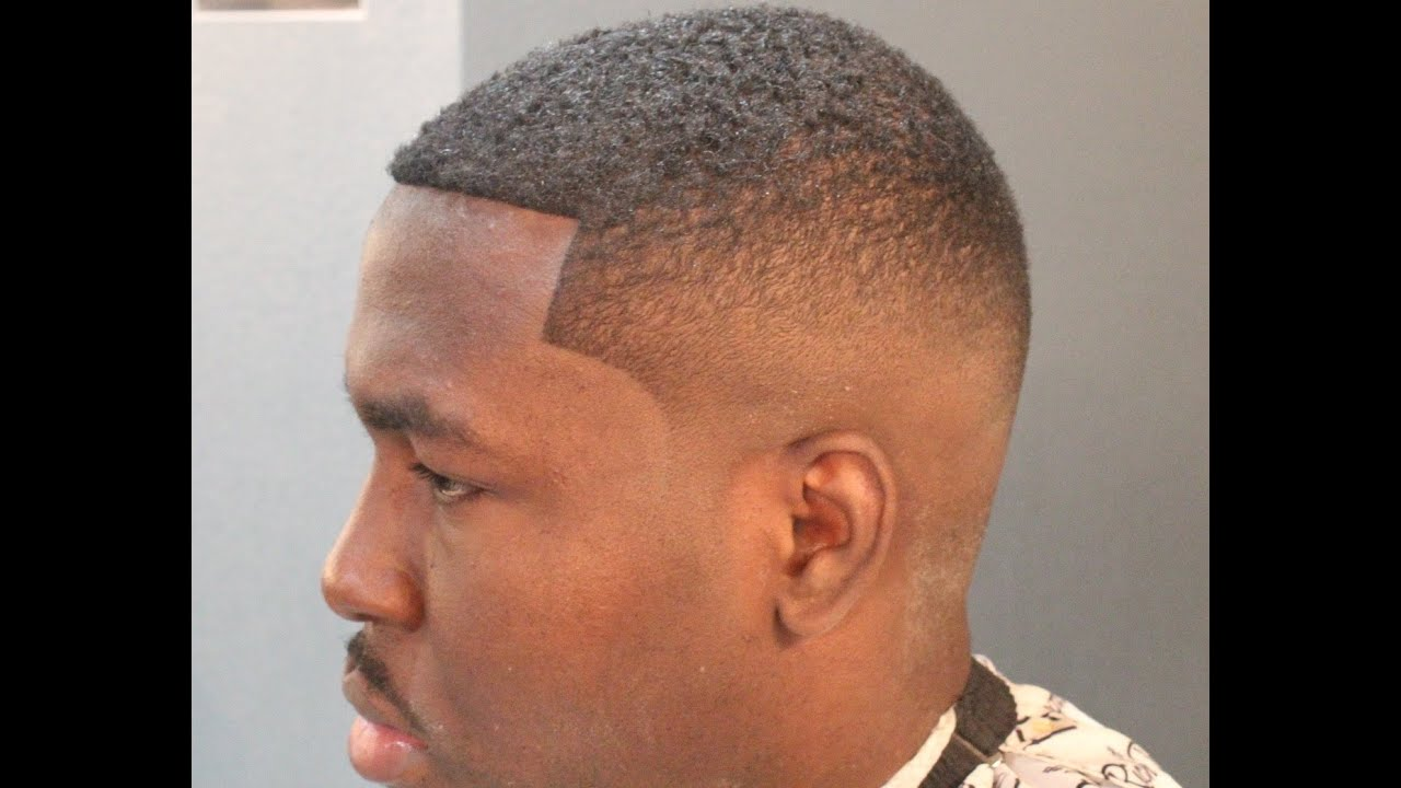 Step By Step Bald Fade Tutorial By Zay The Barber YouTube