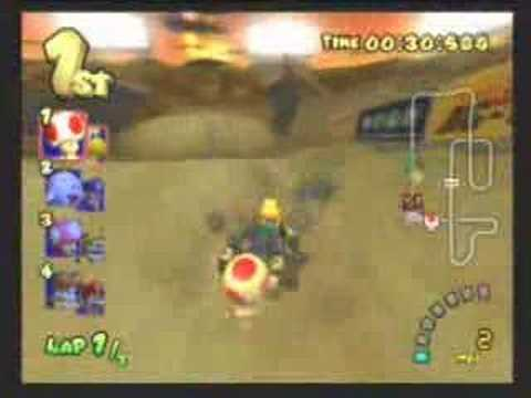 Mario Kart: Double Dash: Red Shells