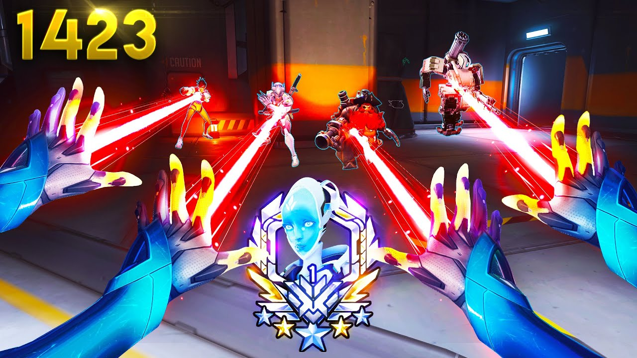 976 HOURS OF ECHO SKILL..| Overwatch Daily Moments Ep.1423 (Funny and Random Moments)