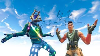 I Made a Song With Random People in Fortnite...