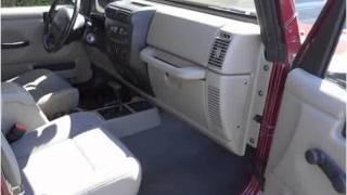 2003 Jeep Wrangler Used Cars Cincinnati OH