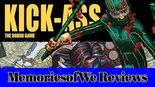 Review - Kick-Ass: The Board Game