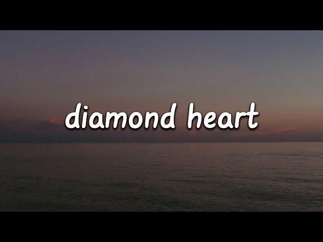 Alan Walker - Diamond Heart (Lyrics) ft. Sophia Somajo #1