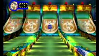 Arcade Zone - Alley Ball 1st Place - Nintendo Wii