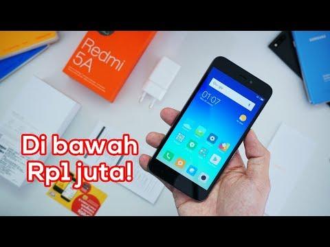 Unboxing Xiaomi Redmi 5A Indonesia!
