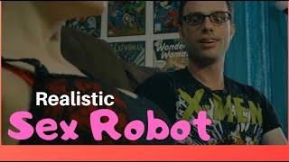 Realistic Sex Robot