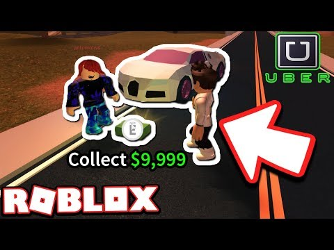 THE BUGATTI UBER TROLL!!! *FAKE* (Roblox Jailbreak)