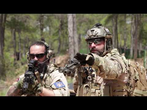 Stirling Airsoft's Operation:Sandsnake Trailer