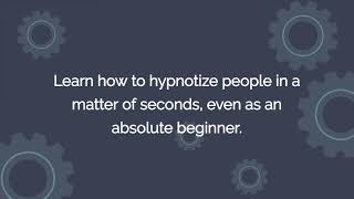 Learn Hypnosis fast