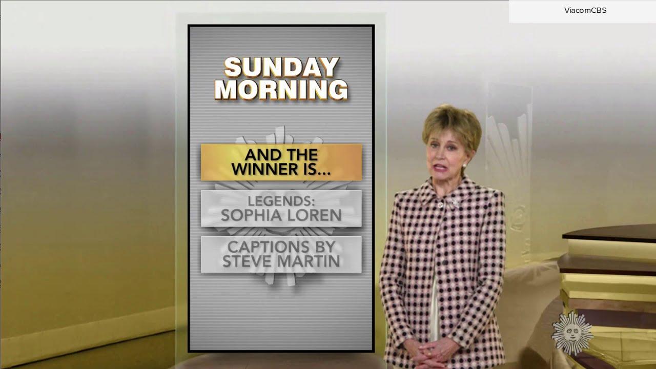 CBS News 'Sunday Morning' Sunday, Nov. 8, 2020