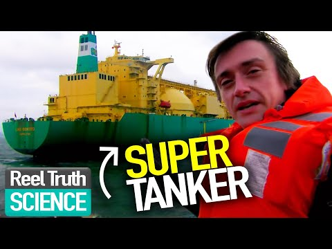 Engineering Connections (Richard Hammond) - Supertanker | Science Documentary | Reel Truth Science