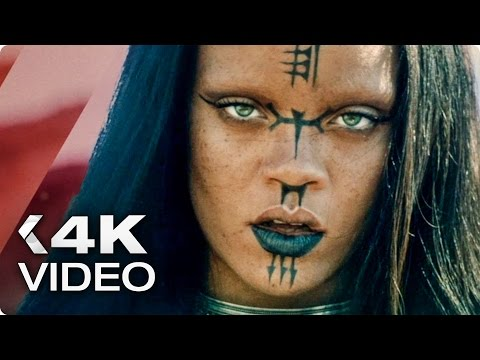 Rihanna - Sledgehammer (Official Music Video) Star Trek Beyond