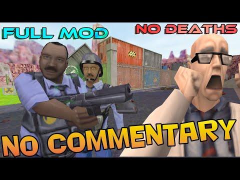 Half-Life: BLACK GUARD - Full Walkthrough 【NO Commentary】