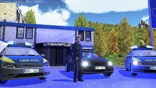 Autobahn Police Simulator - First Look Gameplay! 4K