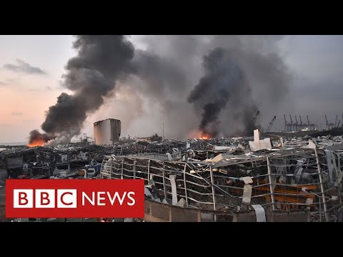 Months after Beirut's devastating blast - still no answers - BBC News