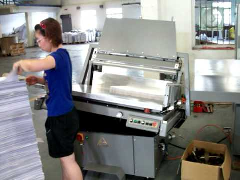 LONGER  Automatic Paper Jogger With Air Out Roll  /LG-J115A