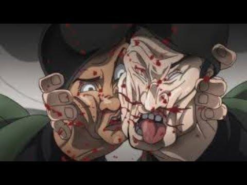 Baki 2018 Episode 8 Full English Subbed Exact Manga Version 50 To 56